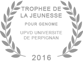Trophy of Youth - (UPVD University of Perpignan 2016)